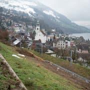 Wer wird, neben CVP-Mann Peter Rust, das Dorf Walchwil im Kantonsrat vertreten? (Bild: Maria Schmid (Walchwil, 07. Januar 2019))