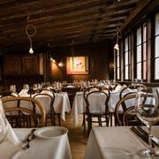 Gehört zu den 132 Nominierten Betrieben: das Restaurant zum Goldenen Schäfli in St.Gallen. (Bild: PD)
