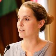 Nina Schläfli, Kantonsrätin und Präsidentin SP Thurgau. (Bild: Donato Caspari)