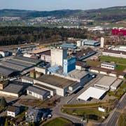 Das Projekt «Surenhof» auf dem Areal der Frischfleisch AG ist wohl noch nicht vollständig vom Tisch. (Bild: Philipp Schmidli, 21. März 2019)