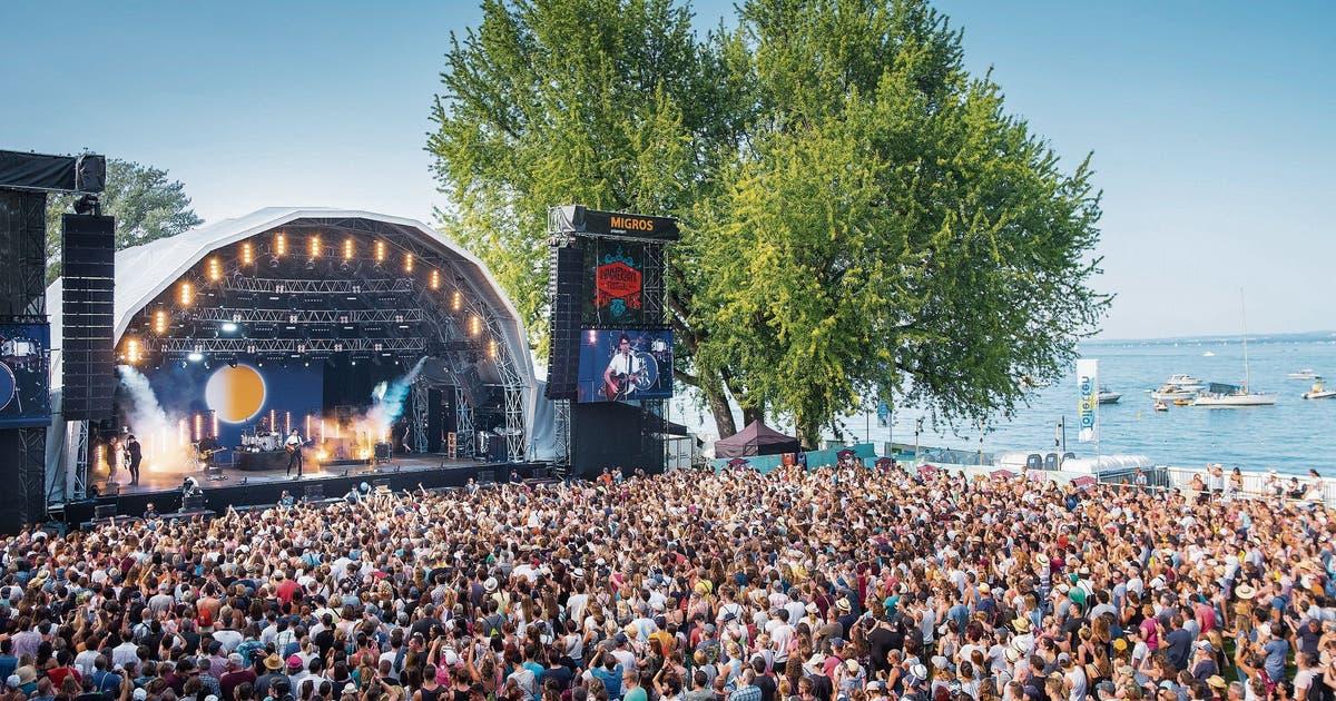 Am Summerdays ist es wie an einem Klassentreffen: Weshalb das Arboner Festival im Gegensatz zu anderen Open Airs floriert | St.Galler Tagblatt