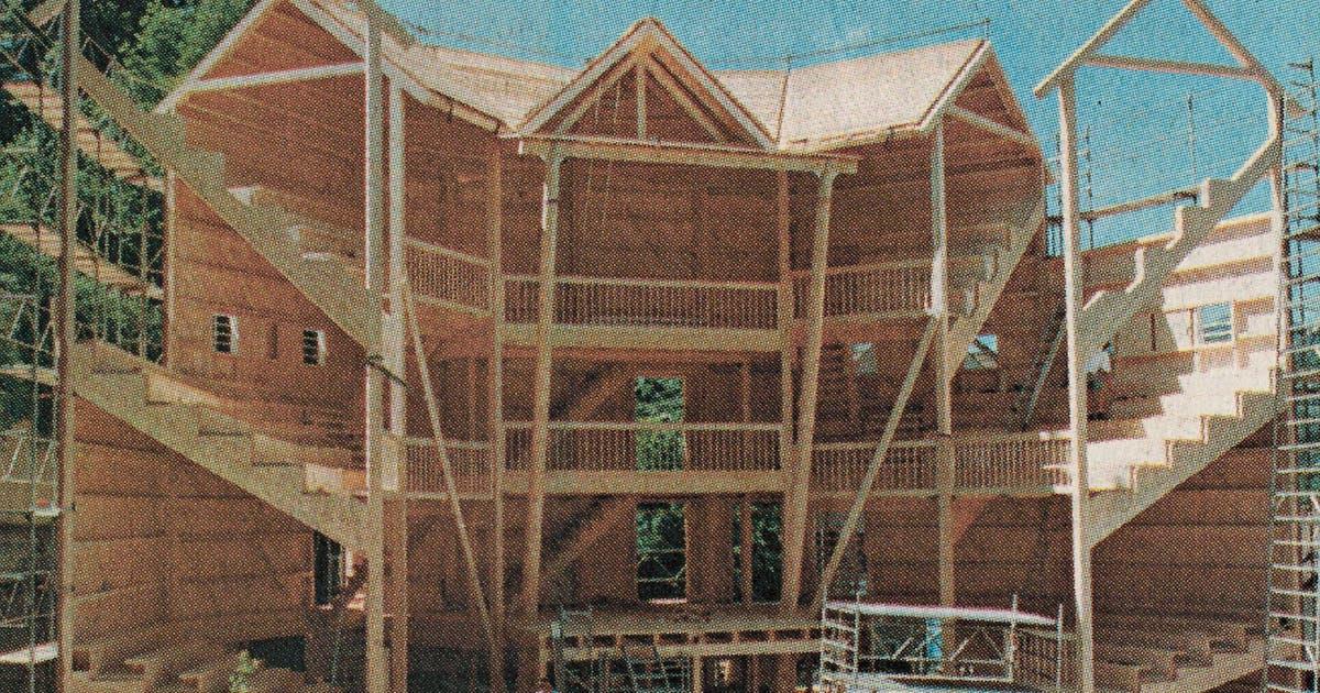 Bräkers Globe Theater wurde vor 20 Jahren von Lichtensteig nach Rust in den Europapark verkauft   St.Galler Tagblatt