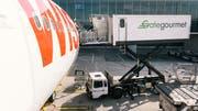 Gategroup zählte einst zu den Swissair-Töchtern. (Bild: Christian Beutler)
