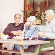 Das Alter in einer Wohngemeinschaft verbringen – warum nicht? (Symbolbild: Getty)