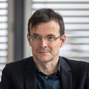 Markus Buschor, Direktor Bildung und Freizeit. (Bild: Michel Canonica)