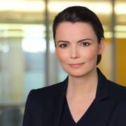 Neue Geschäftsführerin der Novartis Pharma Schweiz AG in Rotkreuz: Silvia Schweickart. (Bild: PD)