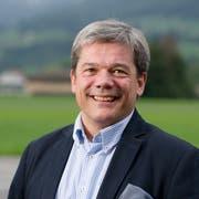Regierungsrat Daniel Wyler (SVP). (Bild: Corinne Glanzmann)