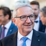 Regierungsrat Robert Küng. (Bild: Philipp Schmidli, 1. Juli 2018)