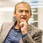 Kurt Egger, Präsident der Grünen Thurgau. (Bild: Reto Martin)