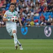 St.Gallens Mittelfeldspieler Jordi Quintillà verfügt über einen Vertrag bis Sommer 2020. (Bild: Andy Müller/Freshfocus)