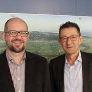 Roger Trösch ist mit einem 50-Prozent-Pensum Schulpräsident von St.Margrethen. (Bild: Gert Bruderer)