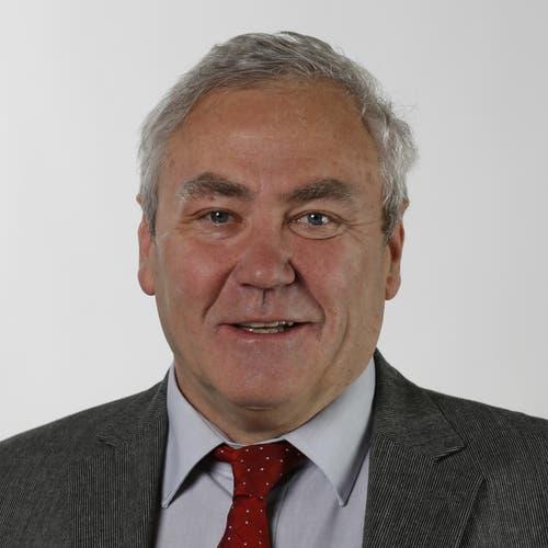 Schwyzer Nationalrat Alois Gmür, seit 2011, CVP, wiedergewählt