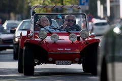 VW Buggy 70er Jahre (Bild: Corinne Glanzmann, Horw, 22. September 2019)