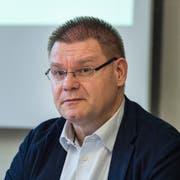 René Zweifel möchte nicht nochmals Kreuzlinger Schulpräsident werden. (Bild: Reto Martin)