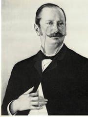 Gustav Muheim. (Bild: Staatsarchiv Uri)