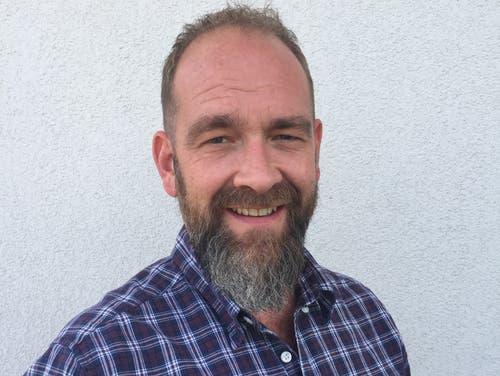 Roman Eisenlohr möchte in den Niederwiler Schulrat. Der Betriebsleiter in einer Coop Verteilzentrale tritt als parteiloser Kandidat an. (Bild: PD)