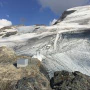 Der Gletscher auf dem Titlis in Engelberg ist dank Beschneiung erstmals wieder leicht gewachsen. (Bild: PD)