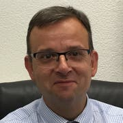 Der Baarer Kirchenratspräsident Thomas Inglin (Bild:PD)