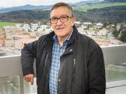 Der Quartiervereinspräsident Peter Wanner (Bild: Andrea Stalder)
