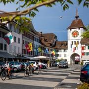 Kommt die Fusion mit Gettnau zustande, würde Willisau (hier ein Blick ins Städtli) bald um 1150 Einwohner wachsen. (Bild: Philipp Schmidli, 7. August 2018).