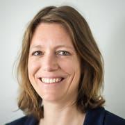 Stadträtin Sonja Lüthi.