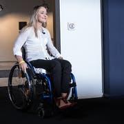 Fühlt sich nicht an den Rollstuhl gefesselt: Kristina Vogel. (Bild: Getty)