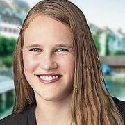 Anna Spescha (Juso). Bild: PD