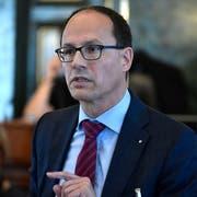 Marc Mächler, Regierungsrat, Vorsteher Baudepartement. (Bild: Regina Kühne)