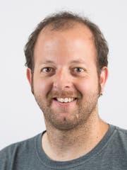 Sandro Büchler, Volontär (Bild: Ralph Ribi)