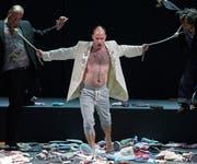 Oper Zürich - Le Grand Macabre - 2018/19© Herwig Brammer