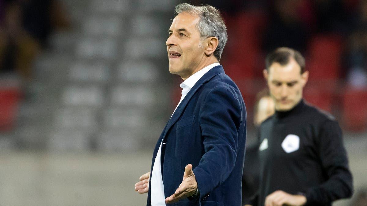 Basel Trainer