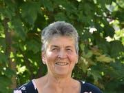 Margrit Schlegel arbeitete 38 Jahre lang als Hauswartin im Schulhaus Chrummbach (Bild: Michael Hehli, Wattwil, 4.7.2019)