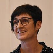 Elsbeth Roth, Schulpräsidentin Primarschule Hemberg. (Bild: Urs M. Hemm)