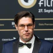 Regisseur Michael Steiner freut sich über den Erfolg seines Films (Bild: Ennio Leanza/KEY)