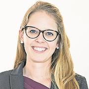 Vorsorge-Expertin Melanie Bissig.