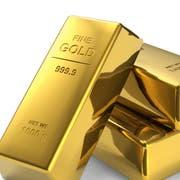 Solche Goldbarren wurden im Lichtensteiger Untergrund gefunden. (Symbolbild: Fotolia)