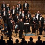Sinfoniekonzert der Berliner Philharmoniker im KKL Luzern. (Bild: Priska Ketterer / LUCERNE FESTIVAL, 29.08.2018)