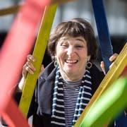 Silvia Peters, Präsidentin Verein Bildschule Frauenfeld. (Bild: Reto Martin)