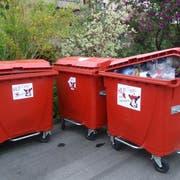 An Sammelstellen in den beteiligten Gemeinden kann man die gefüllten Kuh-Bags abgeben. (Bild: pd)