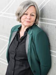Die Schriftstellerin Andrea Gerster.
