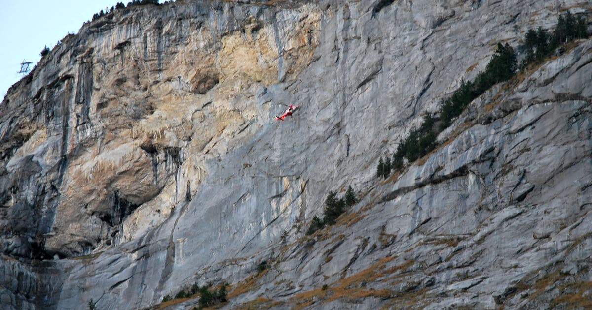 Klettersteig Luzern : Engelberg: 27 jähriger speedflyer pilot in der fürenalp zu tode