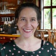 Seraina Kobelt, Regisseurin. (Bild:Mirjam Bächtold)