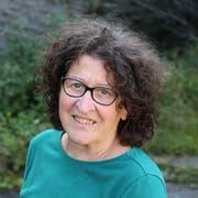 Naturschützerin Alice Oberli (Bild: ibi)