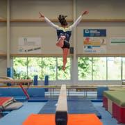 Das Leistungszentrum will die Nachwuchsturnerinnen und -turner fördern. Hinter den Kulissen wird derzeit aber gestritten. (Bild: Benjamin Manser)