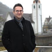 Gemeindepräsident Remo Baumann: «Wir wollen der Bevölkerung eine attraktive Wohnlage bieten.» (Bild: Urs Hanhart, Flüelen, 14. Januar 2019)