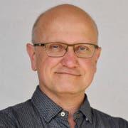 Thomas Schwager, Präsident Grüne Kanton St.Gallen (Bild: Regina Kühne)
