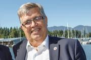 «Zwei Drittel aller Lizenzierter sind Junioren», sagt Peter Hofstetter, Zentralvorstand SFV. (Bild: Salvatore Di Nolfi / Keystone (Vancouver, 9. Juni 2015))