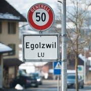 Bis auf Weiteres übernimmt er die Geschäfte von Urs Hodel: Roland Wermelinger, Vize-Gemeindepräsident von Egolzwil. (Bild: Eveline Beerkircher (Egolzwil, 26. November 2017)