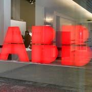 Führungswechsel hat bei ABB Tradition. (Bild: Walter Bieri/Keystone)