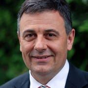 Kurt Baumann, Gemeindepräsident Sirnach